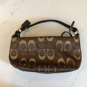 Coach mini bag purse